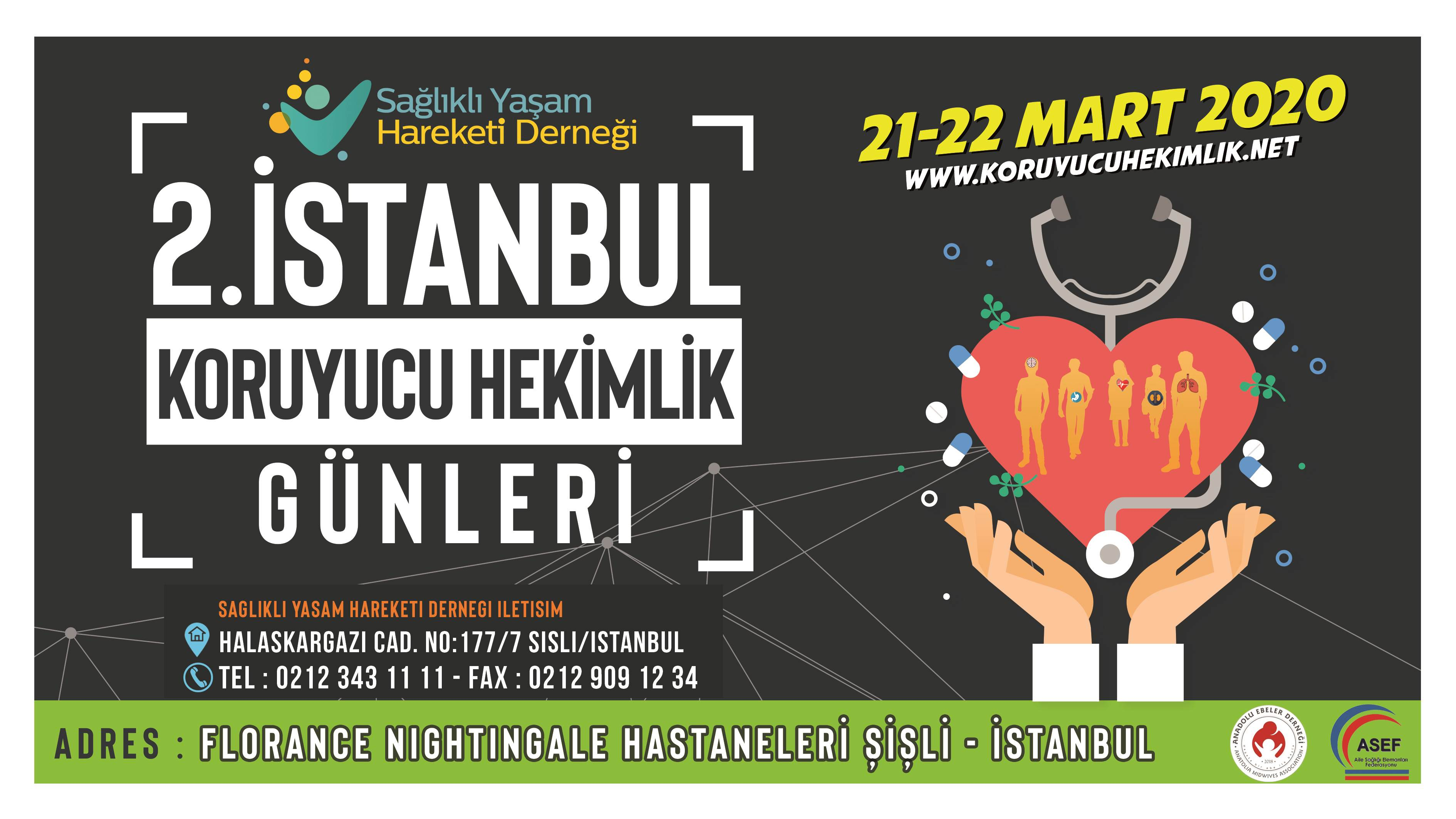İstanbul Koruyucu Hekimlik Günleri Sempozyumu